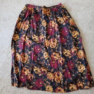 Dresses & Skirts - Vintage alfred dunner skirt